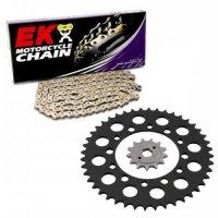 Kit Lant KTM format din Lant EK O-Ring si Pinioane