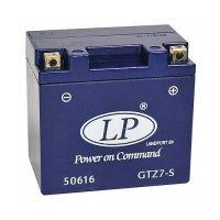 Baterie Landport GEL GTZ7-S 12V 6AH maintenance free 112X69X103