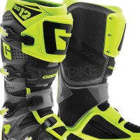 gaerne sg12 yellow grey cizme enduro motocross