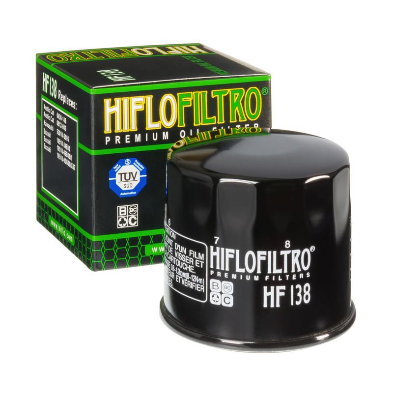 HF138 Oil Filter 20150219scr