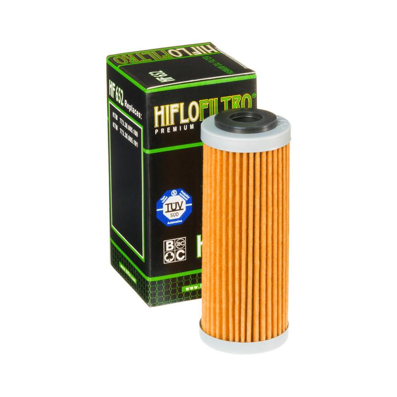 HF652 Oil Filter 20150226scr