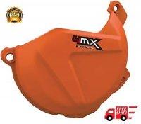 Protectie capac ambreiaj KTM 250/350 EXC-F 2013-2016 4MX Orange