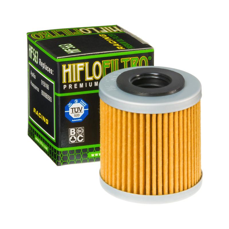 HF563 Oil Filter 20150226scr