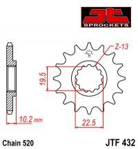 PINION ATAC  JTF 432-14 14T  DRZ 400
