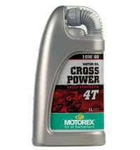 MOTOREX CROSS POWER 10W-60 1 Litru