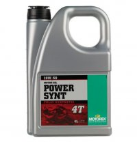 MOTOREX POWER SYNTHETIC  4L 10W50