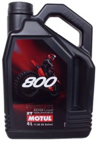 Motul - 800 2T 4L  Off Road