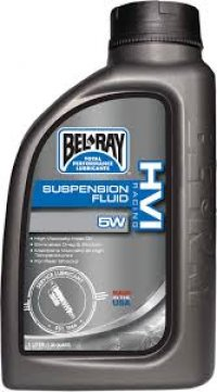 ULEI AMORTIZOR HVI RACING SUSPENSION BEL-RAY 5W 1L