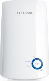 RANGE EXTENDER wireless 300Mbps, compact, fara port Ethernet, TP-LINK 'TL-WA854RE