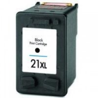 Cartuş cerneală compatibil HP 21XL, negru