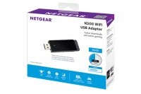 Adaptor wireless USB Netgear WNA3100, 300Mbps