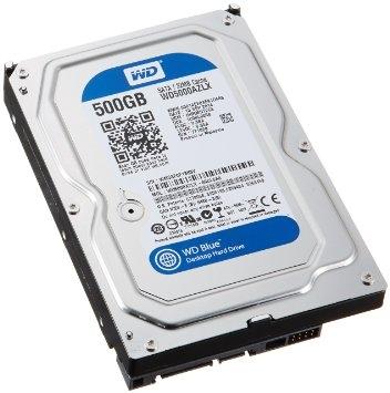HDD   500G 7200 32MB S-ATA3 '500LX' WD (WD5000AZLX)