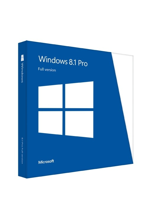 Windows 8.1 Professional 32 bit ENG OEM (FQC-06987)