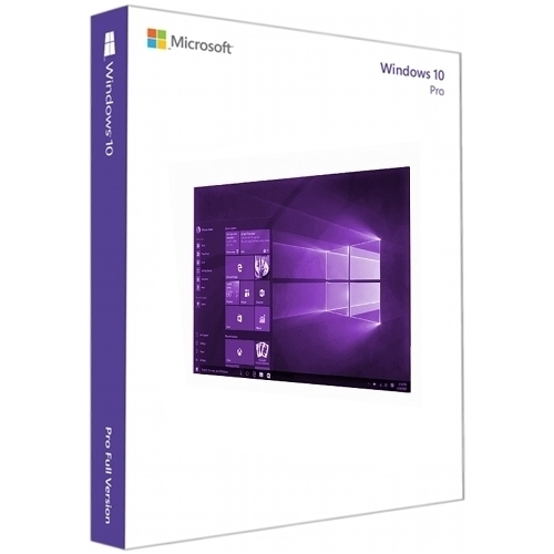 Windows 10 Professional 32 bit ENG OEM (FQC-08969)
