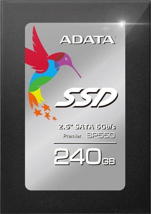SSD ADATA Premier  SP550 240Gb SATA 3 (ASP550SS3-240GM-C)