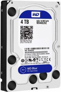 HDD 4TB  5400 64M S-ATA3 '4TRZ' WD (WD40EZRZ)