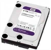 HDD 4TB PURPLE  64MB S-ATA3 '4PURX' WD SURVEILLANCE (WD40PURX)