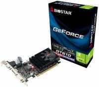 Placa video Biostar GeForce GT610 1024MB DDR3 64B PCI-E2.0 (VN6103THG6)