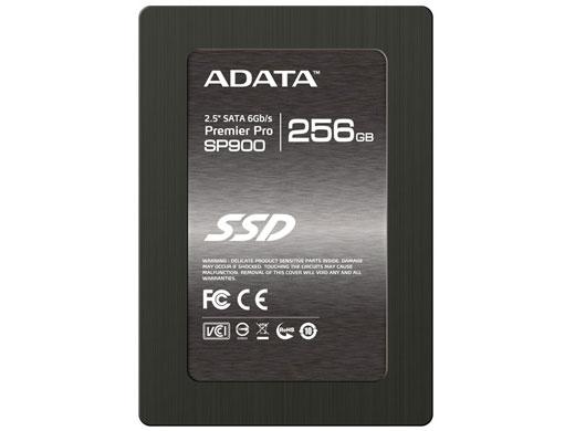 SSD ADATA Premier Pro SP900 256Gb SATA 3 inc. bracket 3.5' (ASP900S3-256GM-C)