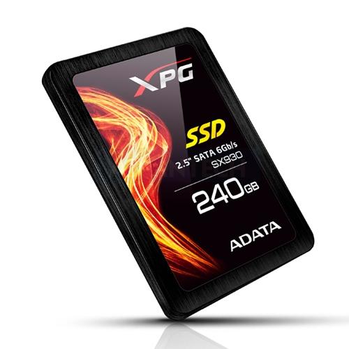 SSD ADATA XPG SX930 240Gb SATA 3 inc. bracket 3.5' (ASX930SS3-240GM-C)