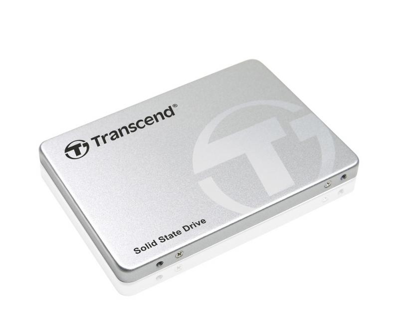 SSD TRANSCEND SSD360S 128Gb SATA 3 Aluminium (TS128GSSD360S)