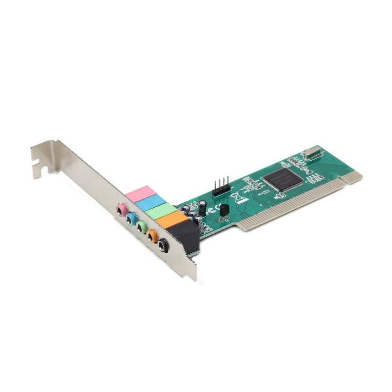 Placa de sunet 5.1, PCI, Gembird (SC-5.1-3)