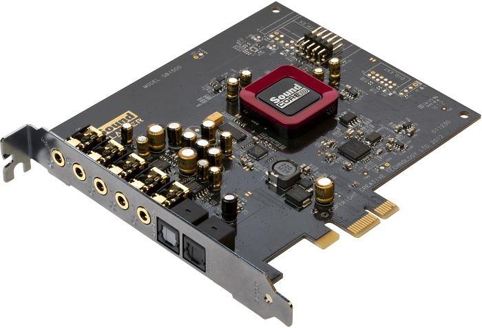 SB CREATIVE Z PCI-E *bulk* (30SB150200000)