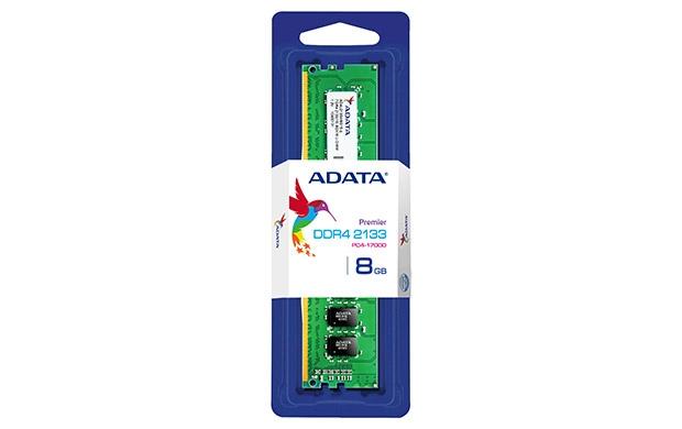 ADATA 8GB DDR4 2133MHz (AD4U2133W8G15-B)