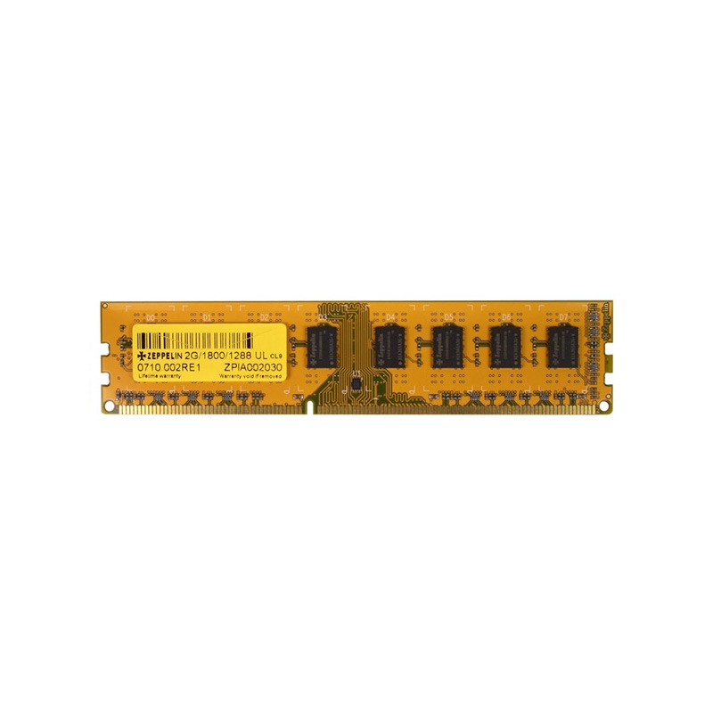 Zeppelin 4GB DDR3 1333MHz Bulk (ZE-DDR3-4G1333-b)