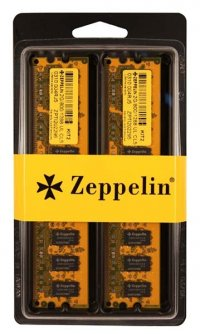 Zeppelin 4GB DDR3 1600MHz Dual-Channel Kit Retail (ZE-DDR3-4G1600-KIT)