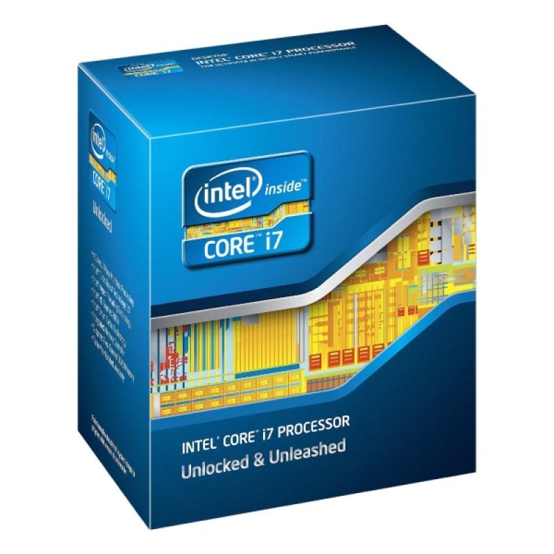 CPU INTEL skt. 2011-3  Core i7 Ci7-5930K, 3.5GHz, 15MB  BOX (BX80648I75930K)