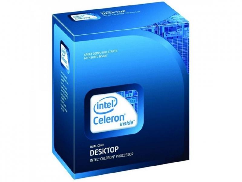 CPU INTEL skt. 1151   CELERON dual core G3900, 2C, 2.8GHz, 2MB  BOX (BX80662G3900)