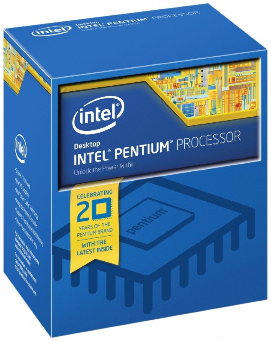 CPU INTEL skt. 1151   PENTIUM dual core G4500, 2C, 3.5GHz, 3MB   (BX80662G4500)