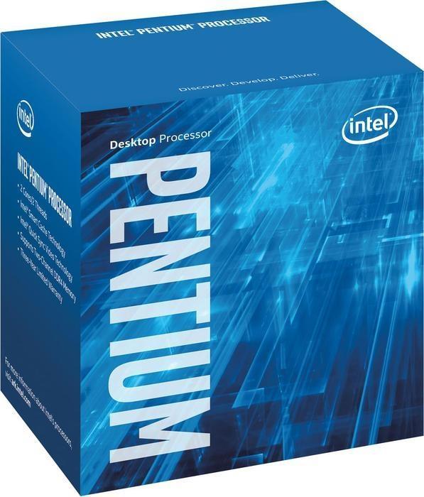 CPU INTEL skt. 1151   PENTIUM dual core G4520, 2C, 3.6GHz, 3MB   (BX80662G4520)