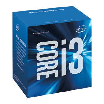 CPU INTEL skt. 1151  Core i3 Ci3-6100, 3.7GHz, 4MB   (BX80662I36100)