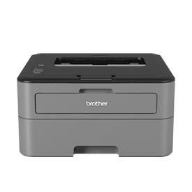 Brother HLL2300D, Imprimanta laser mono A4, viteza printare: 26 ppm, rezolutie: 600 x 600 dpi (2400 x 600 dpi HQ), tava hartie intrare : 250 coli, tava hartie iesire: 100 coli,  memorie: 8MB, duplex, USB 2.0, volum lunar maxim: 10.000 pagini, consumabil: