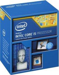 INTEL skt. 1150  Core i5 Ci5-4690K, 3.5GHz, 6MB  BOX (BX80646I54690K)
