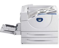 Xerox Phaser 5550B, Imprimanta Laser Mono A3, viteza printare: 50 ppm, rezolutie printare: 1200 X 1200 dpi, memorie 256MB, tava multifunctionala 100 coli, 1000 A3 paper trays, USB, paralel, volum lunar: 300.000 pagini,  consumabil: 106R1294 (35K)