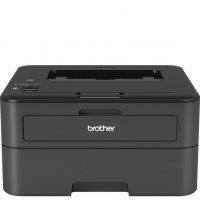 Brother HLL2360DN, Imprimanta laser mono A4, viteza printare: 30 ppm, rezolutie printare: 600 x 600 dpi (2400 x 600 dpi HQ), tava hartie intrare: 250 coli, tava hartie iesire: 100 coli, memorie: 32 MB, duplex, USB 2.0 + reţea, volum maxim lunar: 10000 pa