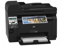 Imprimanta Multifunctionala Laser Color HP MFP 175a (CE865A)