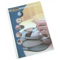 Coperti plastic A4 150 microni transparente, 100/top FELLOWES