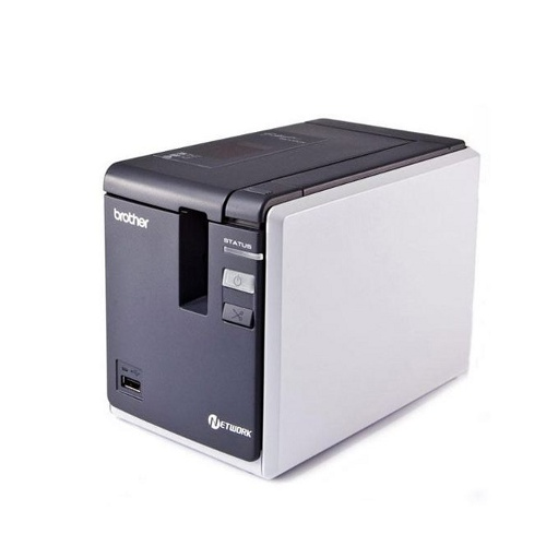 PT9800PCN, P-touch imprimanta etichete, Desktop , Heavy Duty, TZ tapes 3,5 to 36 mm , HG Tapes 6 to 36 mm,2 XUSB and serial interface, ethernet , automatic full and half Cutter, PC Connectivity