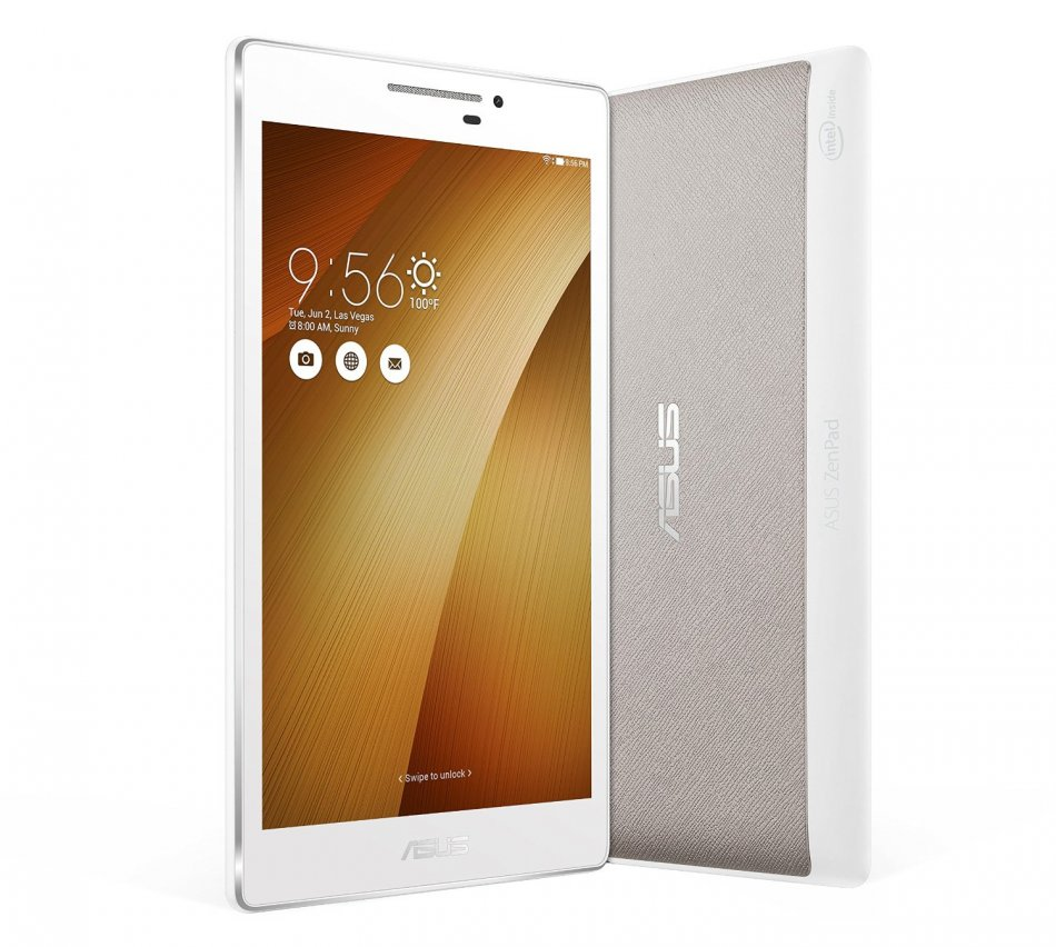 Tableta Asus ZenPAD Z170CG-1L039A | 7 inch | 1024 x 600 pixeli | Touchscreen 10 finger capacitive touch screen | Familie procesor SoFIA Qad-Core | Model procesor C3230 | Capacitate memorie 1 GB | Capacitate Flash 16 GB | Mali 450 MP4 | 802.11 b/g/n | Blue