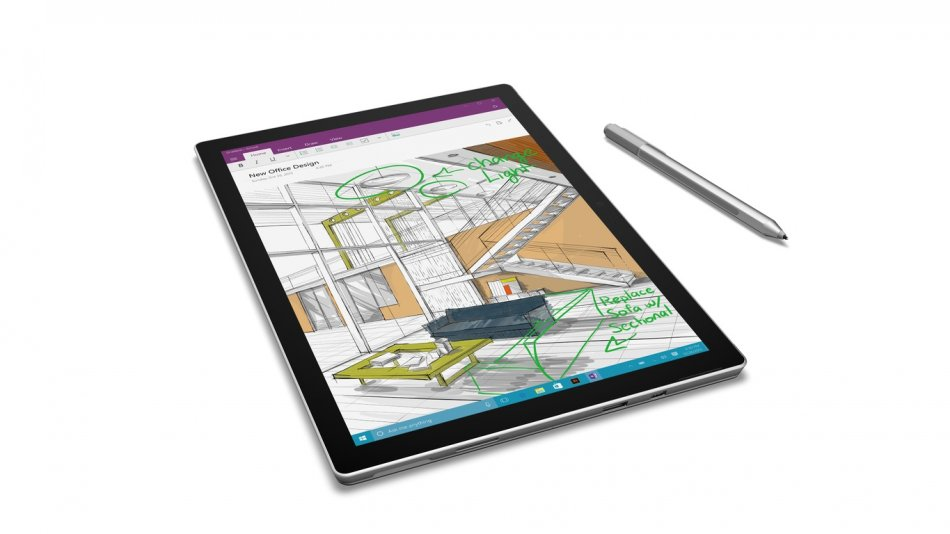 Microsoft | 7AX-00003 | Surface Pro 4 | 12.3 inch | 2736 x 1824 pixeli | Touchscreen Multitouch | Familie procesor Core i5 | Capacitate memorie 8 GB | DDR3 | Capacitate SSD 256 GB | HD Graphics 520 | 802.11 a/b/g/n | Bluetooth | Webcam 5.0 MP front-facing