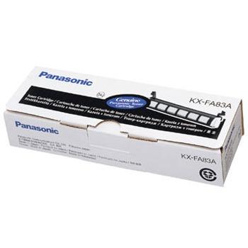 Toner Original pentru Panasonic KX-FA83E, Negru, compatibil KX-FL502/FLM552/FLB752, 2000pag
