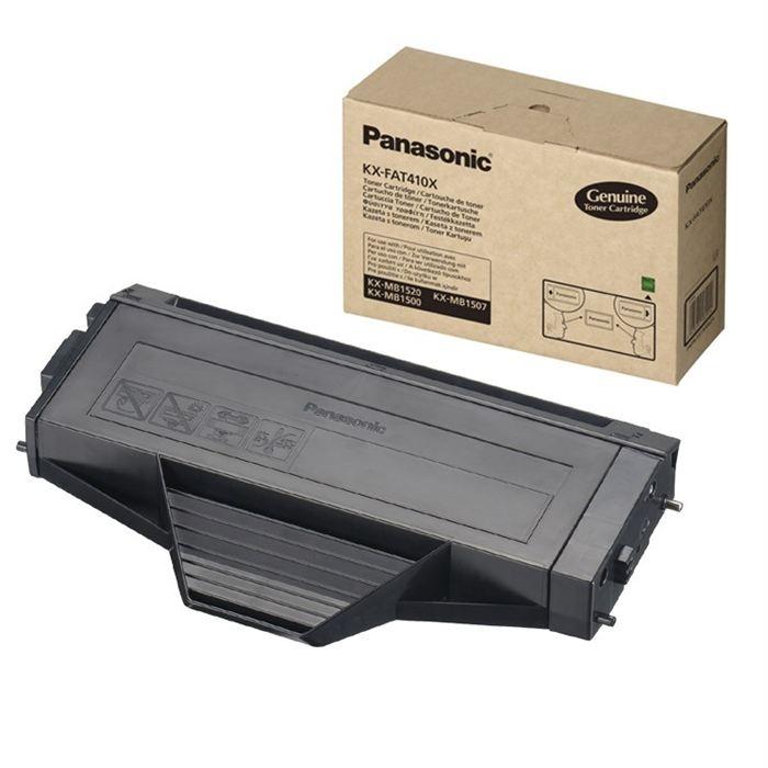 Toner Original pentru Panasonic Negru, compatibil KX-MB15xx, 2500pag (KX-FAT410X)