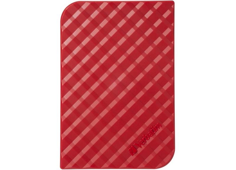 HDD EXTERN 2.5' Verbatim Store 'n' Go USB3.0 1TB gen.2 red (53203)
