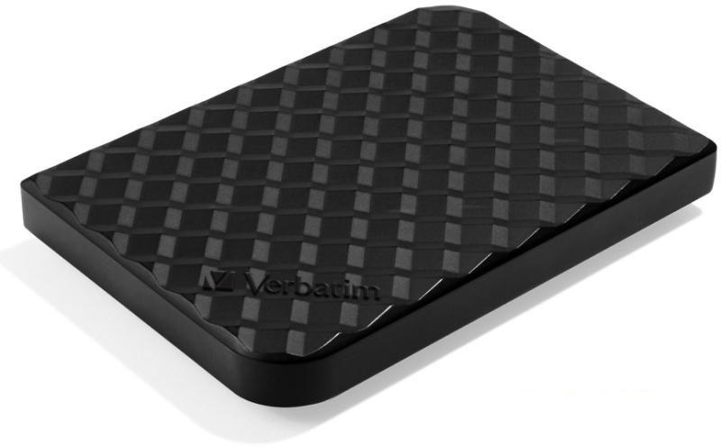 HDD EXTERN 2.5' Verbatim Store 'n' Go Slim USB3.0 750GB gen.2 black (53213)
