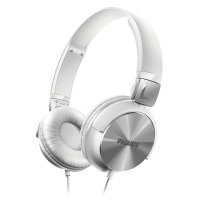 Casti audio on-ear Philips SHL3160BK/00, alb