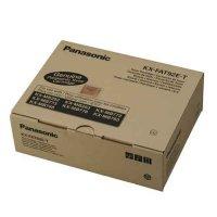 Toner Original pentru Panasonic Negru, compatibil KX-MB773/783/263, 3x2000pag (KX-FAT92E-T)
